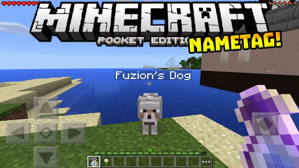 Can You Craft A Nametag In Minecraft